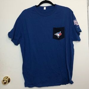 Blue jays opening day tee